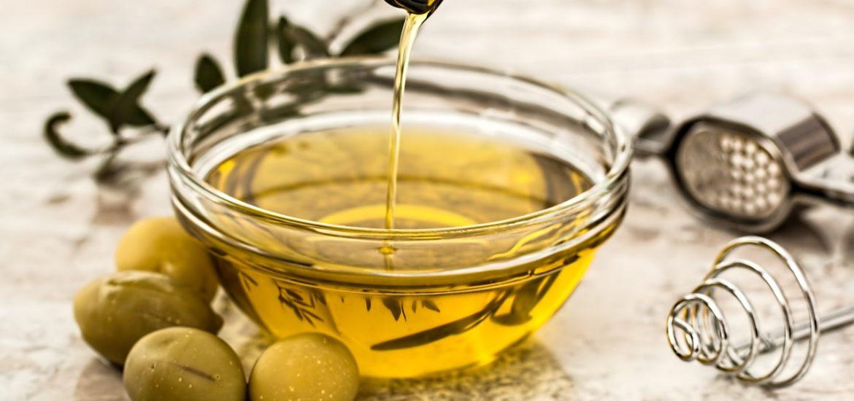 Fett in Oliven